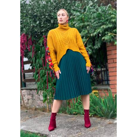 BRINA pulóver sarga