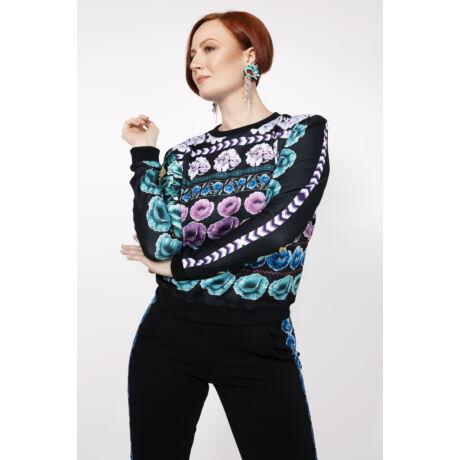 Fedra pulover fekete