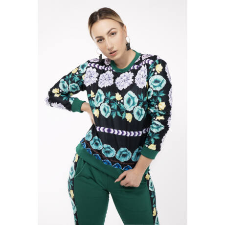Fedra pulover zöld